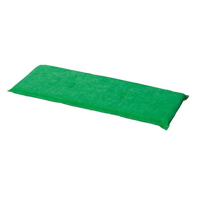 Auflage Bank 120cm - Panama island grün