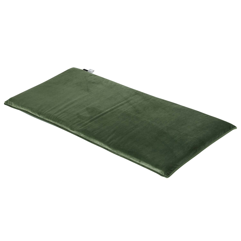 Auflage Bank 170cm - Outdoor Velvet/oxford grün