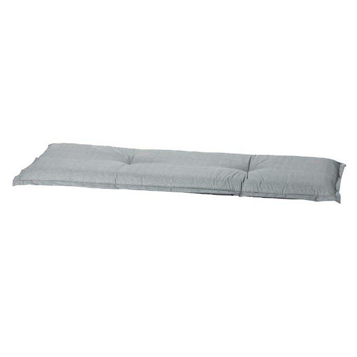 Auflage Bank 120cm - Basic grau