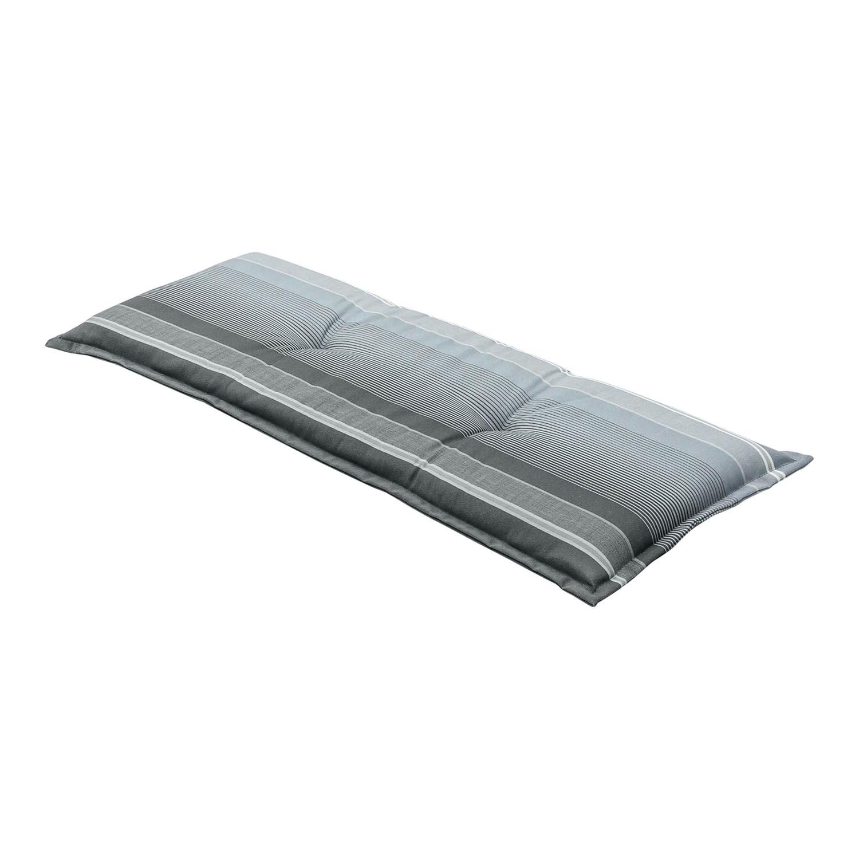 Auflage bank 120cm - Stef grau