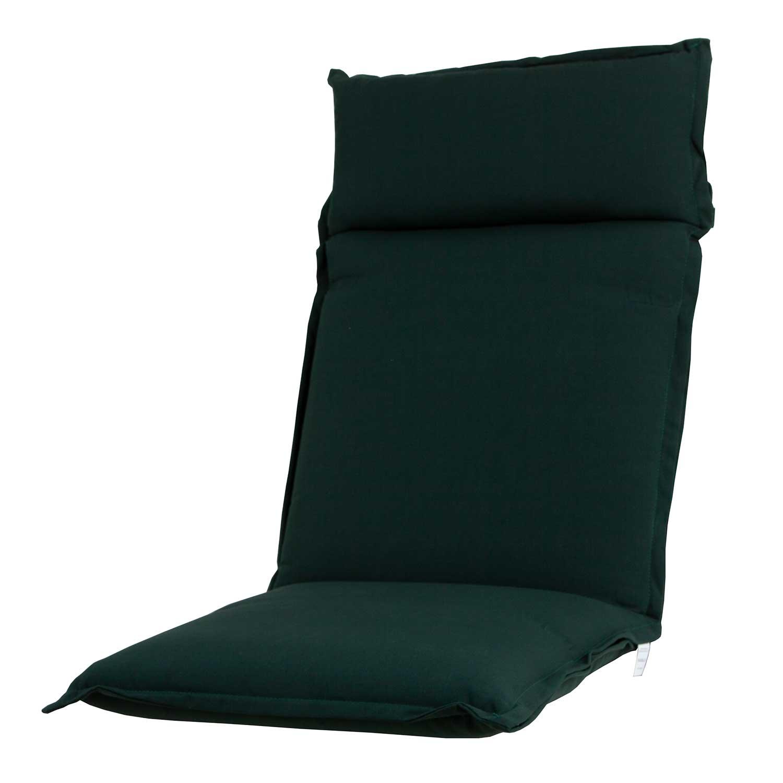 Auflage Hochlehner - Havana Grün (abnehmbar)