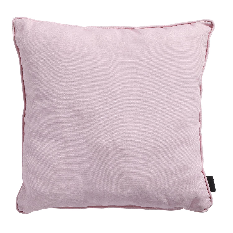 Zierkissen 45x45cm - Panama soft rosa