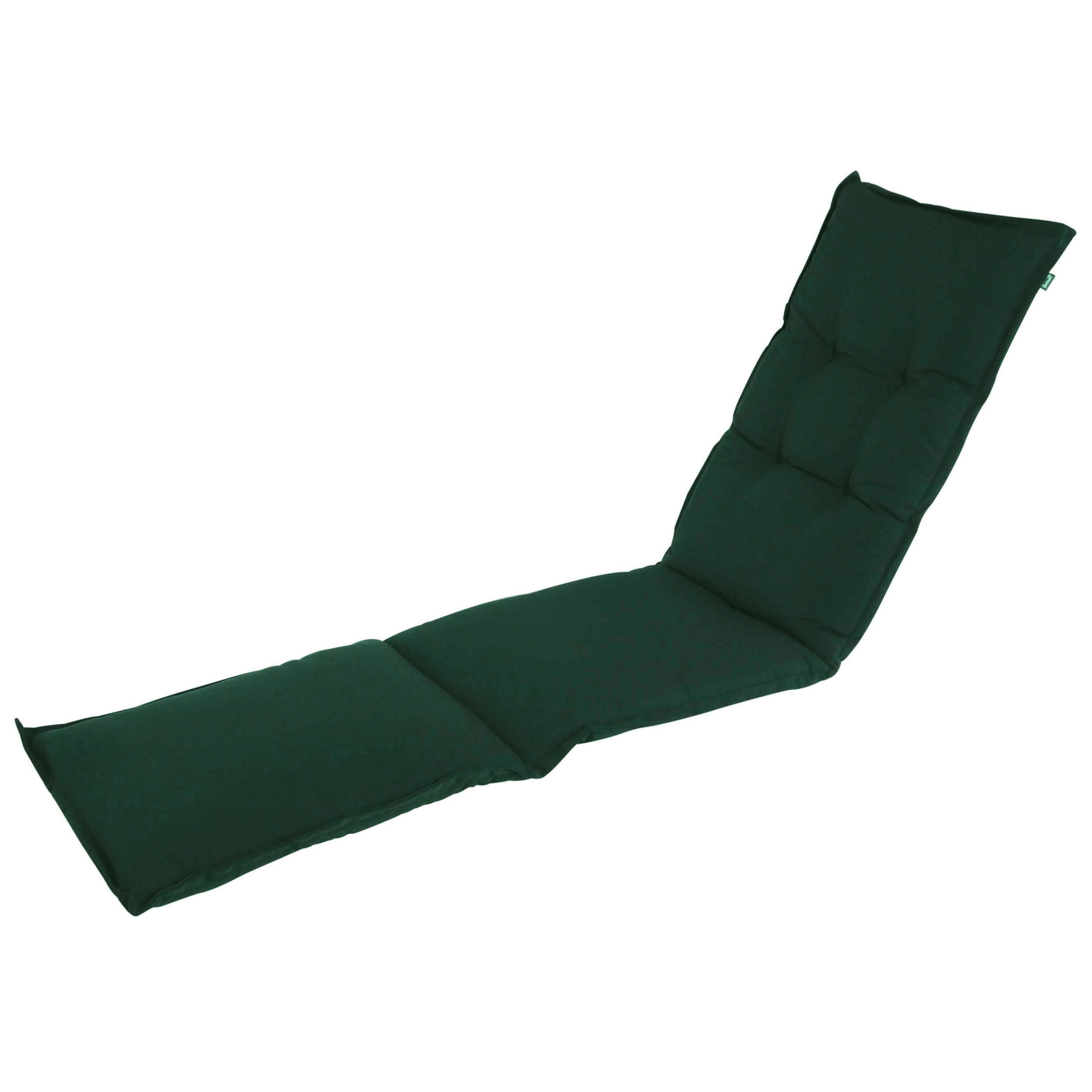 Auflage Deckchair - Havana Grün