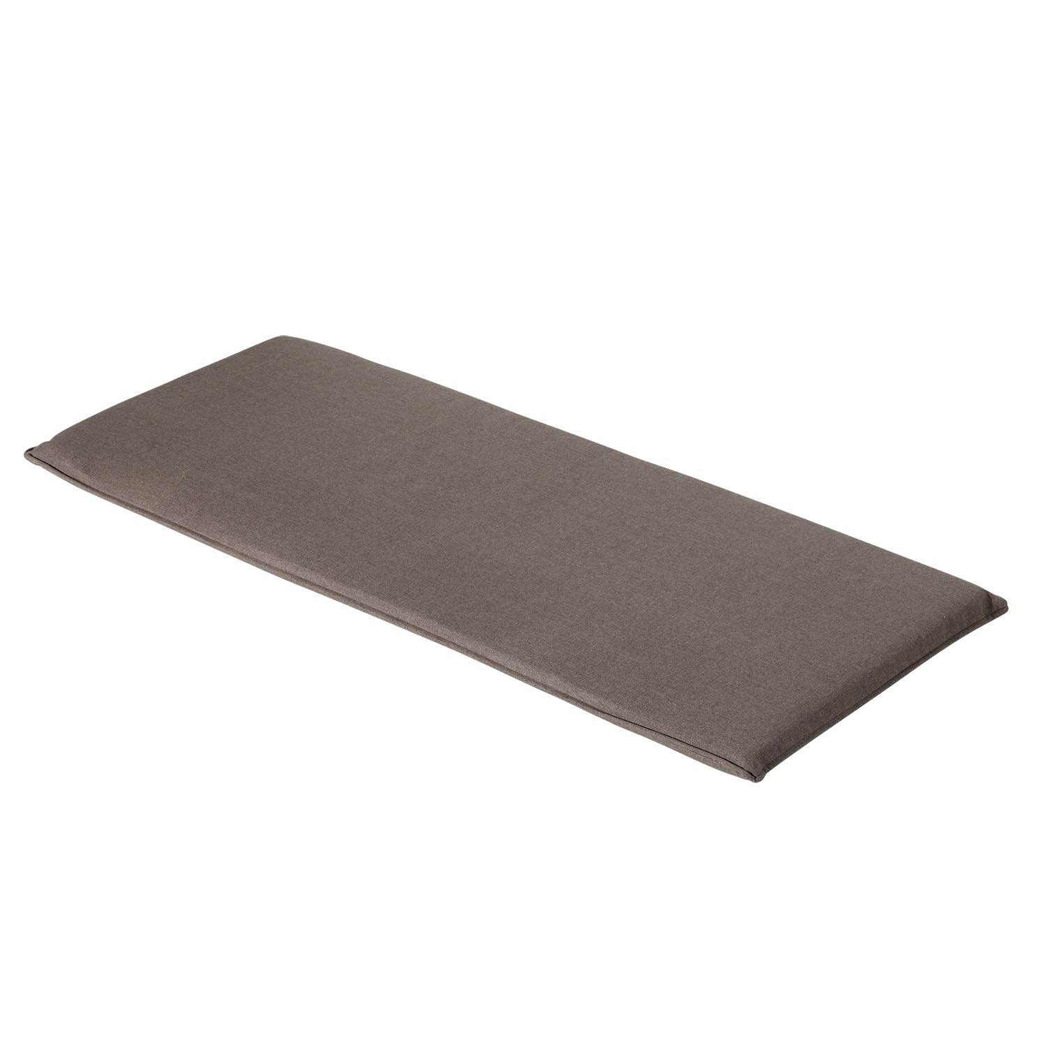 Auflage Bank 110cm - Outdoor Oxford taupe