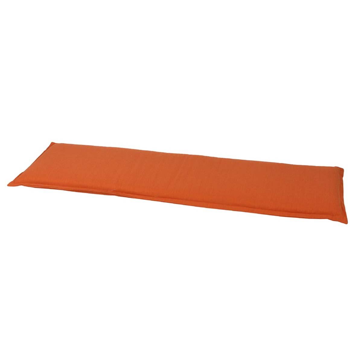 Auflage bank 148cm - Bertogne orange