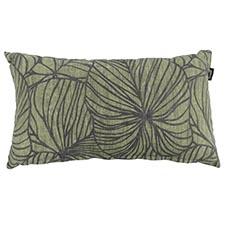 Zierkissen 50x30cm - Lily grün