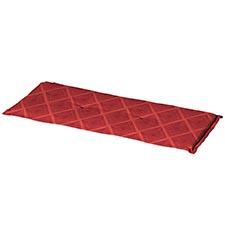 Auflage Bank 120cm - Viro rot