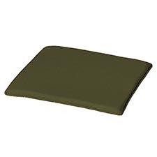 Sitzkissen universal 40x40cm - Panama grün (abnehmbar)