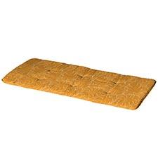 Außenteppich 150x68cm - Outdoor Palm gelb