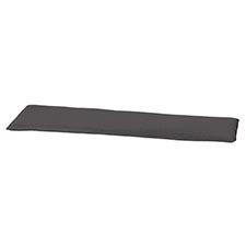 Auflage Bank 110cm - Outdoor panama grau