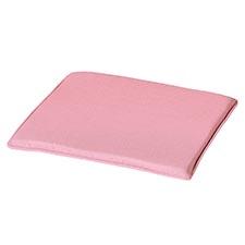 Sitzkissen universal 40x40cm - Panama soft rosa (abnehmbar)