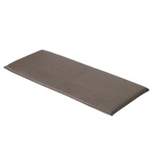 Auflage Bank 140cm - Outdoor Oxford taupe