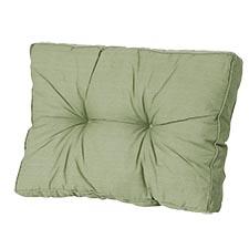 Loungekissen Rücken 70x40cm - Basic grün