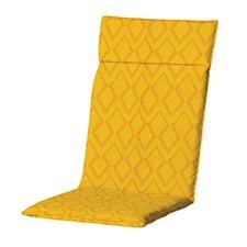 Auflage hochlehner universal - Outdoor graphic yellow
