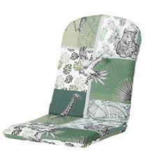 Auflage Schalensitz - Sifra grün
