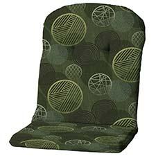 Auflage Schalensitz - Circle grün