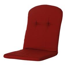 Auflage Schalensitz - Rib rot