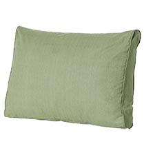 Loungekissen Rücken 60x40cm - Carre Basic grün