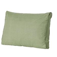 Loungekissen Rücken 70x40cm - Carre Basic grün