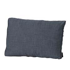 Loungekissen Rücken 60x40cm - Melange grey