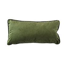 Zierkissen 60x30cm - London grün