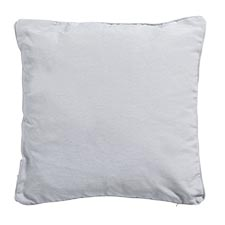 Zierkissen 45x45cm - Panama light grau