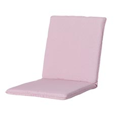 Stapelstuhl Kissen universal - Panama soft rosa