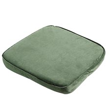 Sitzkissen wicker universeel 48x48cm - Outdoor Velvet/oxford grün
