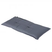 Auflage Bank 120cm - Panama safier blau