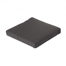 Loungekissen 70x70cm - Carré Basic schwarz