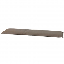 Auflage Bank 120cm - Outdoor Oxford taupe
