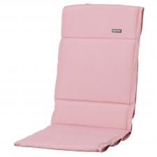 Auflage Hochlehner Dünn - Panama soft rosa