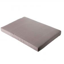 Loungekissen Pallet Carre 120x80cm - Basic taupe