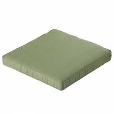 Loungekissen 70x70cm - Carre Basic grün