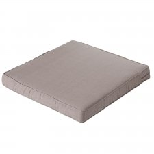 Loungekissen 73x73cm - Carre Basic taupe