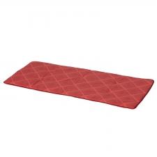 Außenteppich 150x68cm - Viro rot