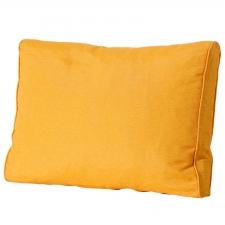Loungekissen rücken 60x40cm - Panama golden glow