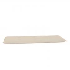 Bankauflage 160cm - Pedro sand (wasserabweisend)