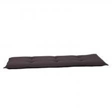 Bankauflage 160cm - Pedro dark taupe (wasserabweisend)