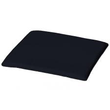 Sitzkissen universal 40x40cm - Panama schwarz (abnehmbar)