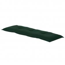 Auflage Bank 140cm - Havana grün