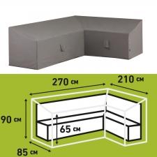 Schutzhülle Loungegruppe 270x210x65/90 rechts