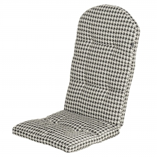 Bear Chair Auflage - Poule schwarz