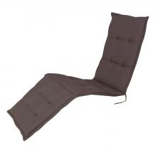 Auflage Deckchair - Pedro dark taupe (wasserabweisend)