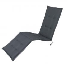 Auflage Deckchair - Pedro grau (wasserabweisend)
