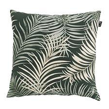Zierkissen 50x50cm - Belize dunkel grün