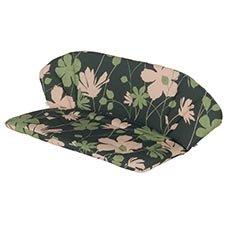 Royal Garden Elegance Bankauflage - Jewel rosa
