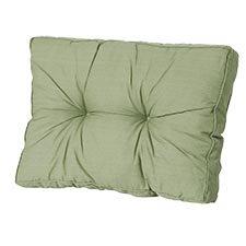 Loungekissen Rücken 60x40cm - Basic grün