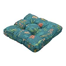 Sitzkissen Matratze 47x47cm florance - Clea blau