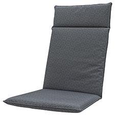 Auflage hochlehner universal - Outdoor check grey